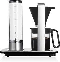 Wilfa SVART PRECISION Kaffebryggare - manuell droppstoppsfunktion, 1,25 liters kapacitet, 1840 watt, aluminium