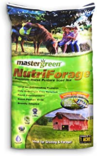 DLF 440AS0071UCT179 Horse Pasture Mix Forage 25 Green