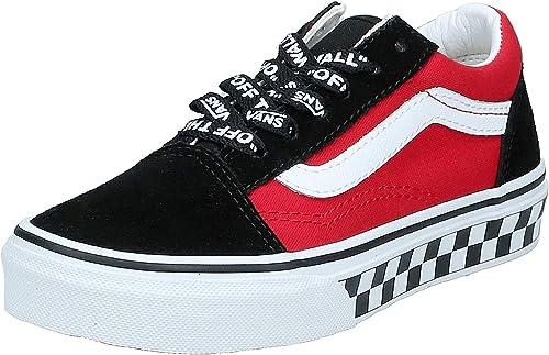 scarpe vans rosse uomo