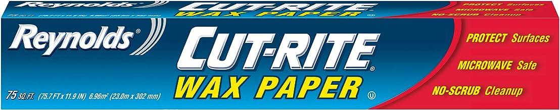Reynolds Cut-Rite Wax Paper, 75 Square Feet