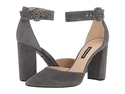 Nine West Aloni9X9 (Dark Grey) Women