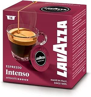 Lavazza Capsule Caffè A Modo Mio Espresso Intenso - 2 confezioni da 16 capsule [32 capsule]