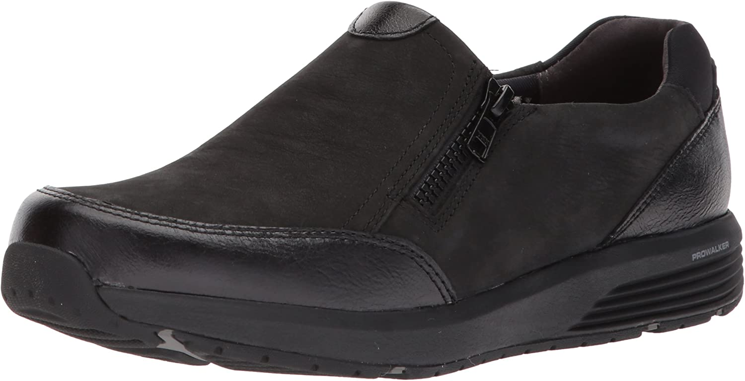 Rockport Womens Trustride W Side Zip Fashion Sneaker