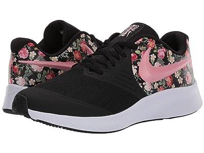 Nike Kids Star Runner (Big Kid) (Black/Pink Tint) Girls Shoes