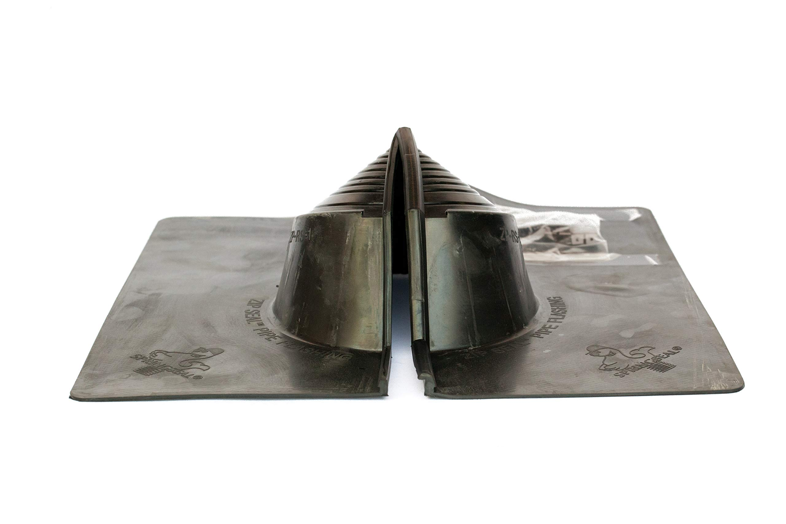 "Electric Weatherhead Mast Retro-Spin Flashing Kits 1/"" Mast Retro-Spin Flashing Kit"
