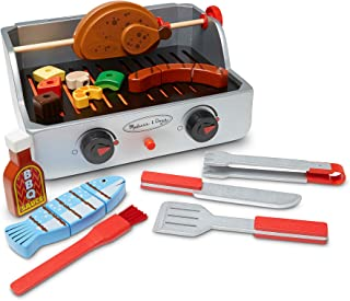 Melissa & Doug Rotisserie And Grill Barbecue Set