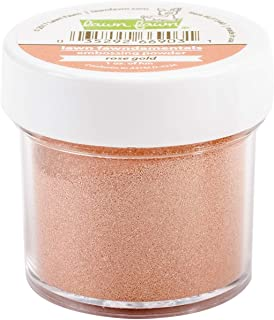 Lawn Fawn Embossing Powder-rose Gold