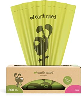 Earth Rated Dog Poop Bags, Dog Waste Bags on a Large...