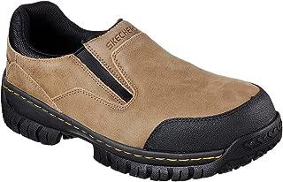 for Work Men's Hartan Steel Toe Slip-On Shoe