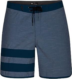 "Hurley Men's Phantom Block Party 18"" Swim Short Boardshort"