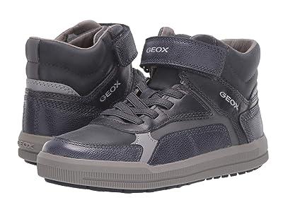 Geox Kids Jr Arzach 15 (Little Kid/Big Kid) (Navy/Grey) Boys Shoes