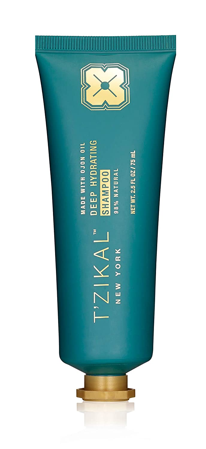 Quantity limited T'zikal Deep Hydrating Shampoo with products Special price Oil - to Ojon