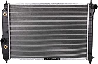 OCPTY Aluminum Radiator Replacement fit for 2004-2008 Chevrolet Aveo 1.6L LR2873