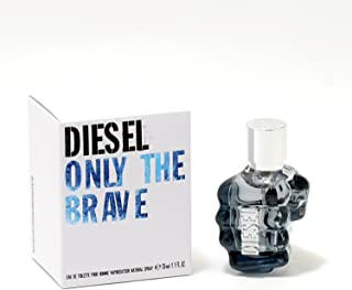 Diesel Only The Brave Men - Edt Spray 1.1 oz