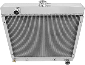 Champion Cooling, 3 Row All Aluminum Radiator for Plymouth Dodge Cars, CC526