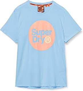 Superdry Collective Print tee Camisa para Hombre