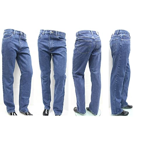 a15660c2 Dynamite Mens Regular FIT Jeans Stonewashed Regular Size and Big Size Jeans  50-56 -
