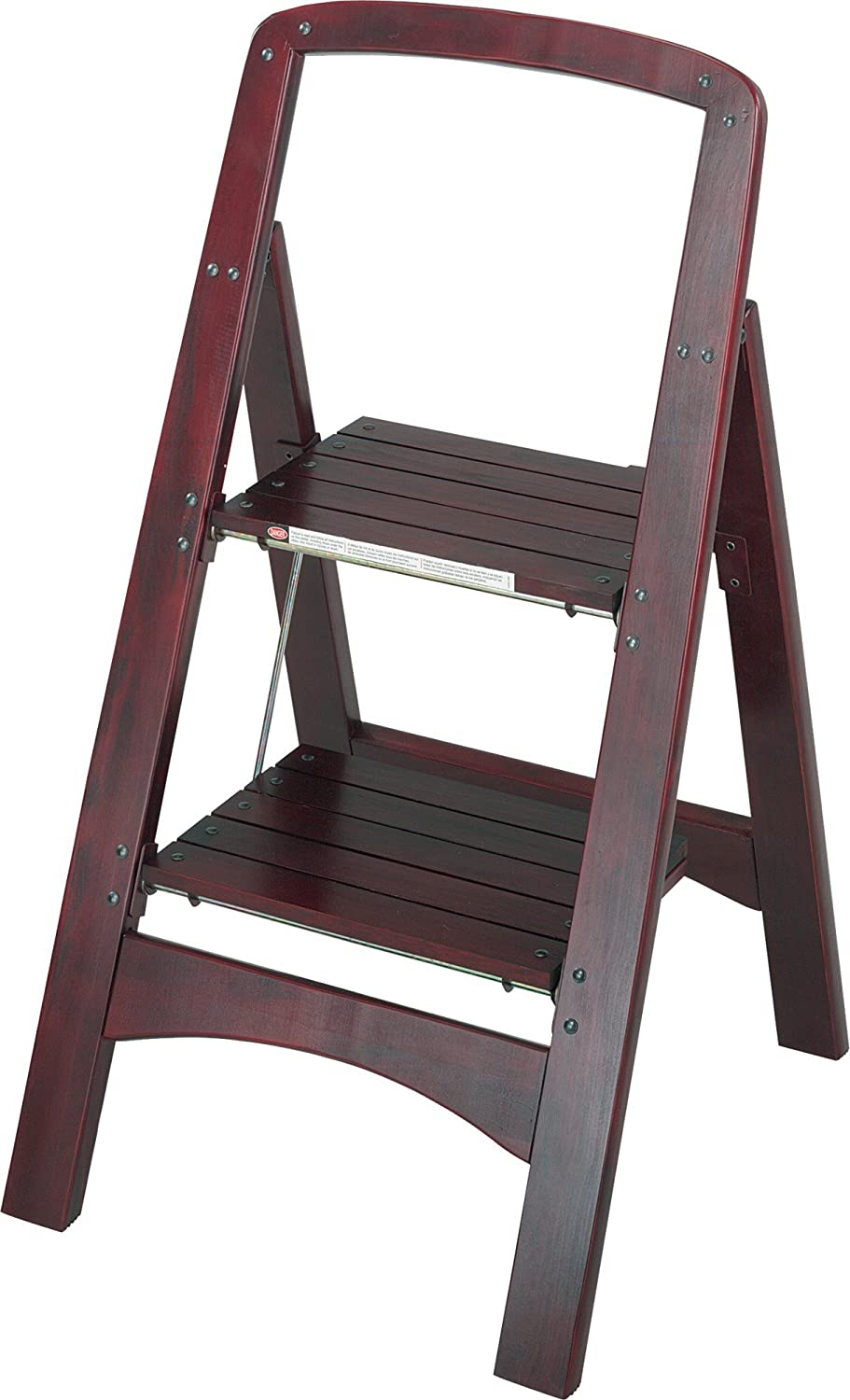 Cosco Two Step Rockford Wood Step Stool