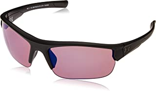 Under Armour Wrap Sunglasses, UA Propel Satin Black/Golf, m