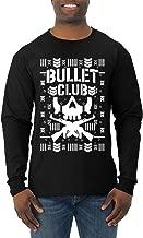 Bullet Club | Wrestling Bone Soldier | Mens Ugly Christmas Long Sleeve Tee Graphic T-Shirt