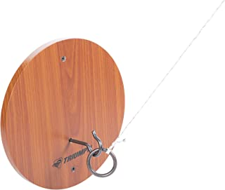 Triumph Hook and Ring Set - Wooden Stained and Patriotic Finishes Available