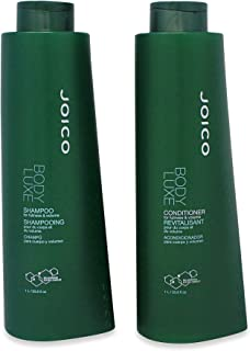 Joico Body Luxe Thickening Shampoo and Conditioner Liter Duo