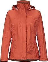 Marmot Wm's PreCip Eco jas voor dames, waterdichte jas, lichtgewicht regenjas met capuchon, winddicht regenjas, ademend wi...