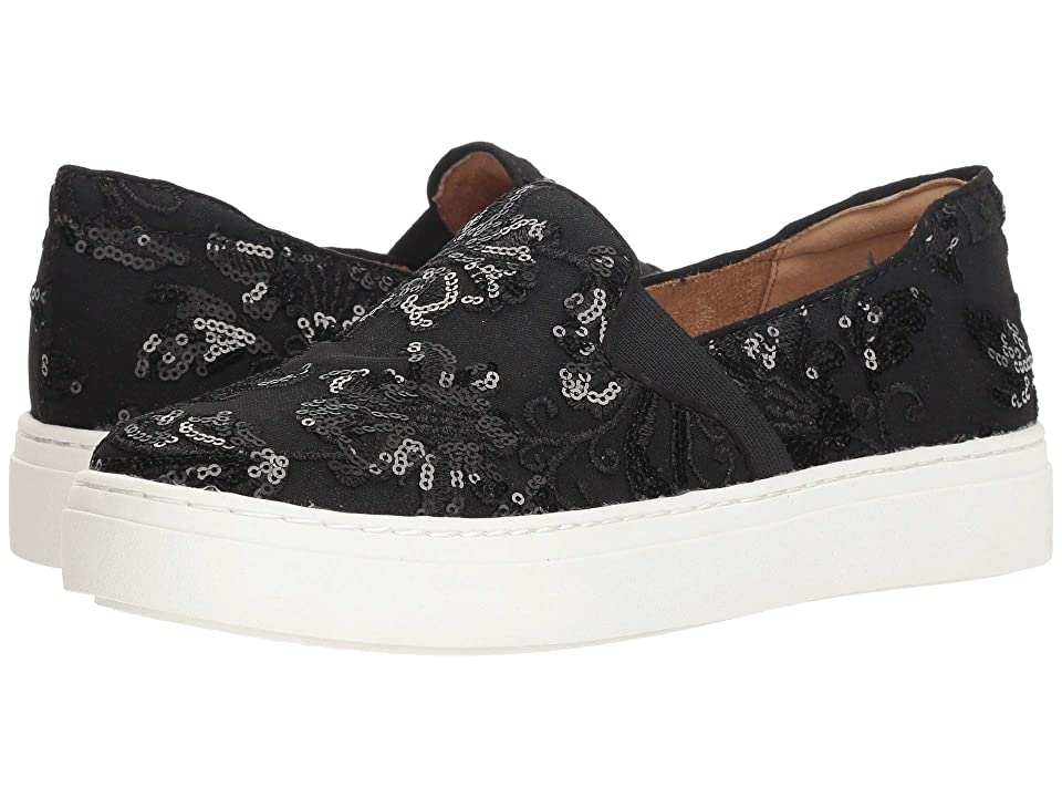Naturalizer Carly 3 (Black Embroidered Lace) Women