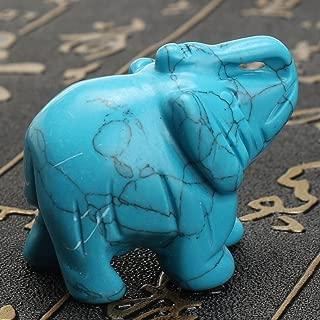 Best mini elephant statue Reviews