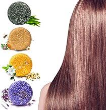 Solid Shampoo Bar, Hair Shampoo Bar, Plant Essence for Dry, Oily and Damaged Hair