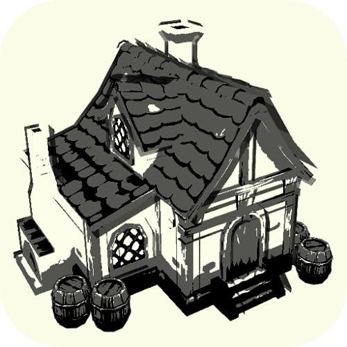 Esboço da casa 3D Live Wallpaper Livre
