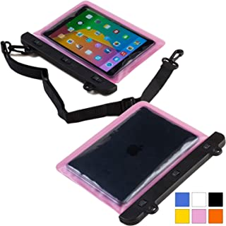 Cooper Voda [Outdoor Protective Carrying Cover] Tablet Case for Asus Le Pan Mini (TC802A) | Waterproof, Tablet Sleeve Touch Sensitive Screen, Pink