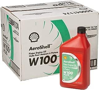 AeroShell Oil W 100-550041164 - 12 1Quart Case