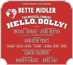 hello dolly bette midler cast album