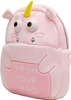 حقيبة ظهر للأطفال للبنات والأولاد من القطيفة، حقائب حيوانات في مرحلة ما قبل المدرسة، مقاسات للأطفال الصغار