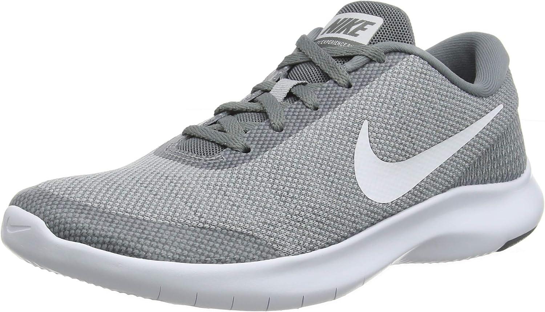 Nike Flex Experience RN 7 (5, Wolf Grey White Cool Grey)