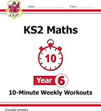 Best cgp year 6 maths Reviews