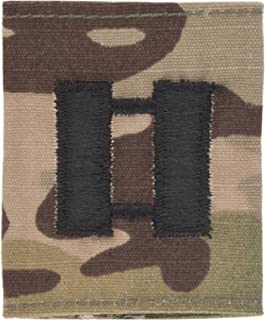 U.S. Army OCP RANK Insignia for Officers W2 Scorpion - GORE-TEX LOOP