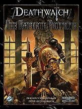 Death Watch: The Emperor Protects (Deathwatch (Fantasy Flight)) by Fantasy Flight Games (30-Nov-2010) Hardcover