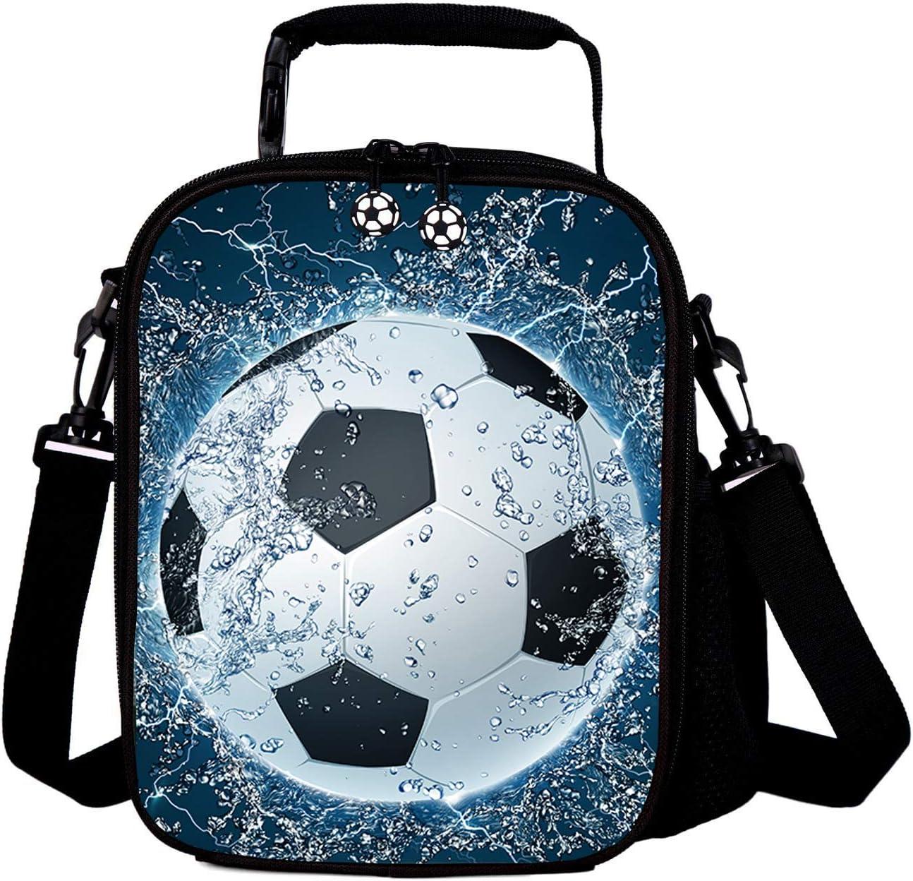 7-Mi Kids Lunch Box Bag Reusable Portable Albuquerque Manufacturer OFFicial shop Mall Insulated Totes