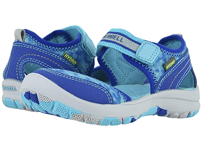Merrell Kids  Hydro Monarch 3.0 (Toddler) (Blue/Turquoise) Girls Shoes