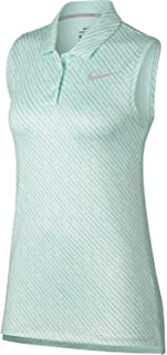 Nike Women's Dry Holographic Sleeveless Golf Polo