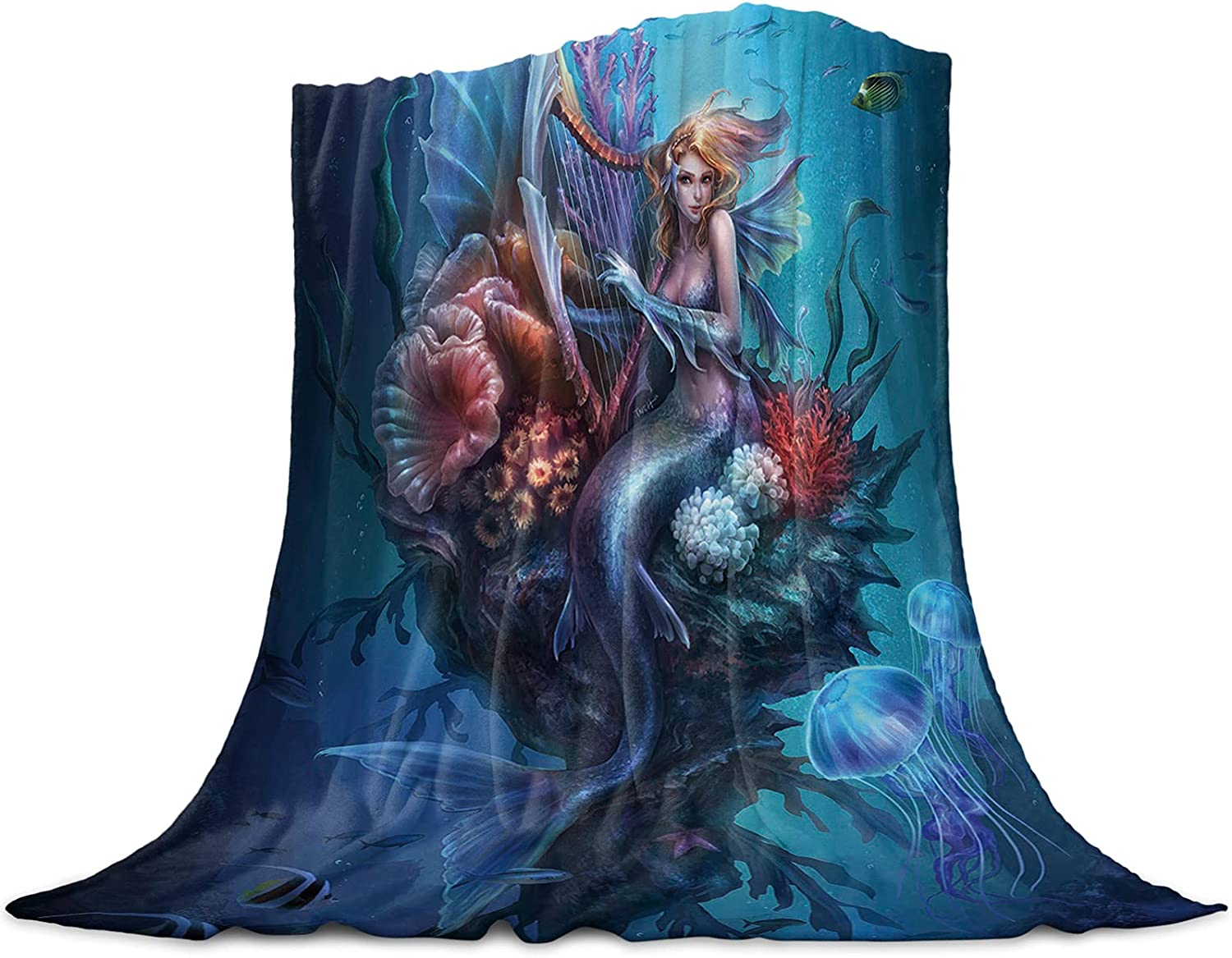 2021 new SODIKA Fleece Throw Blanket Flannel Max 71% OFF Throws Blankets Couc for and