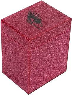 Regun 5 Couches Exquis - 5 Couches exquise Acrylique boîte de Rangement pour Faux Cils greffage Organisateur de boîte de C...