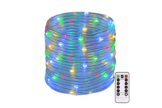 buy popular fae7f 983ee Best rope lights for trees   Amazon.com