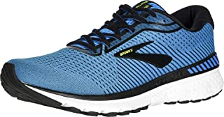 Brooks Mens Adrenaline GTS 20 Running Shoes, Black/Grey