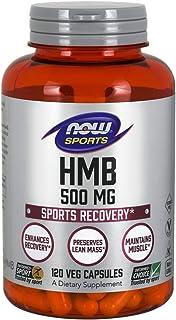 Now Foods - Hmb 500 Mg. 120 Vegetarian Capsules