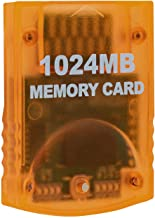 $20 » Mcbazel 1024MB(16344 Blocks) Memory Card for Gamecube and Wii Console