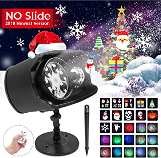 Best halloween and christmas projector Reviews