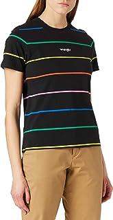 Wrangler Women's HIGH RIB REGULAR TEE T-Shirt